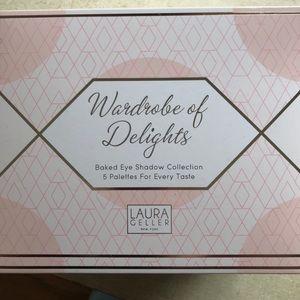 Laura Geller Wardrobe Of Delights Palette Set NIB